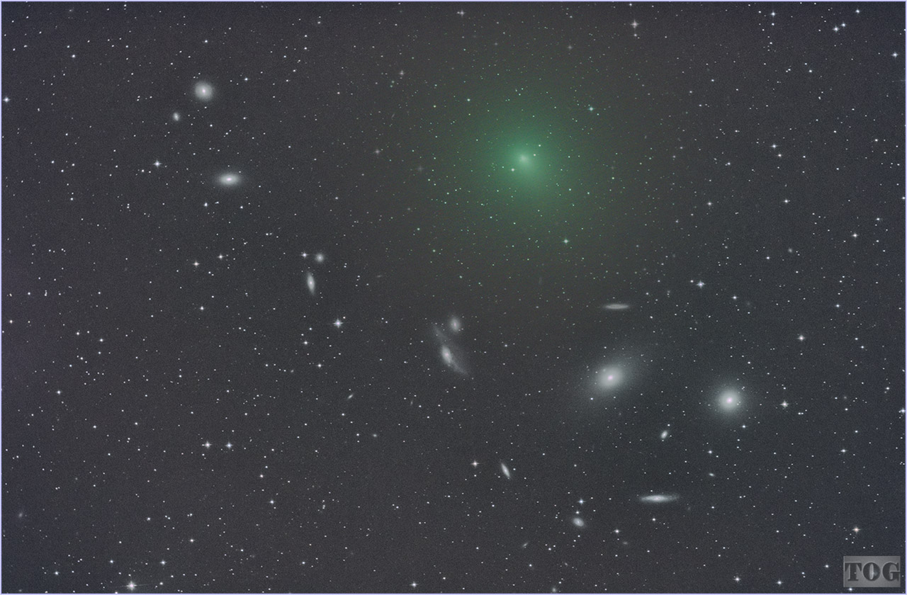 Markarian's ChainWirtanen